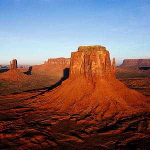 Profile desert