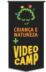 Badge crianca e natureza