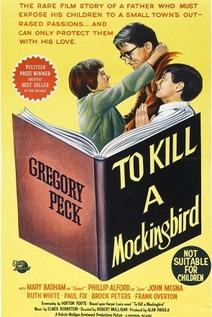 Small to kill a mockingbird poster
