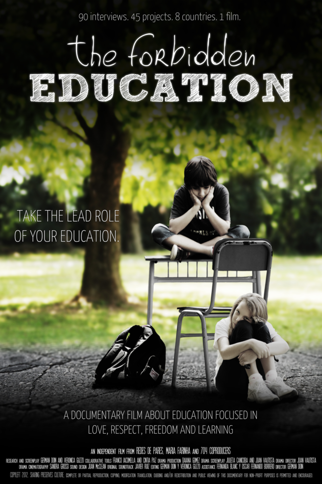 Thumb cartaz the forbidden education