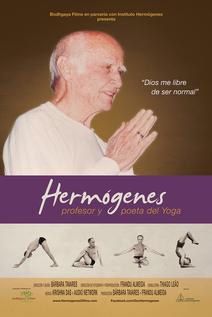 Small poster hermogenes  professor e poeta do yoga esp sm