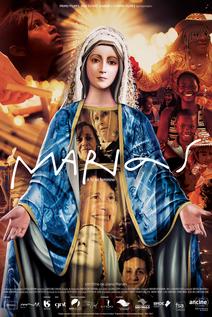Small af cartaz marias santa