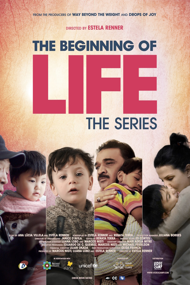 Thumb the beggning of life series   poster