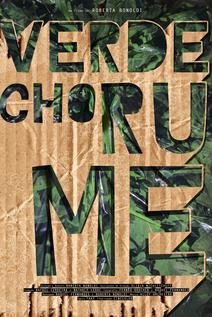 Small cartaz verde chorume layout