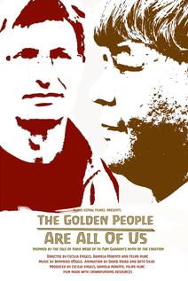 Small cartaz povo dourado ingle%cc%82s